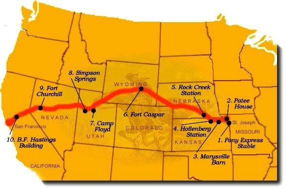 My Path to Ultrarunning – Part 13: Birth of the Pony Express Trail ...